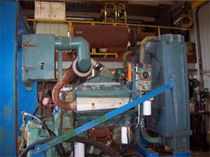 John Deere Diesel Engine