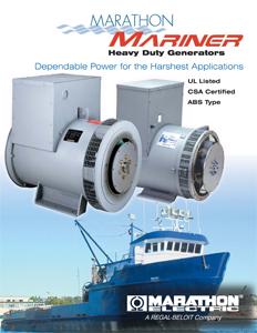 Marathon Mariner Brochure