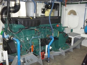 Volvo Penta Diesel Engines
