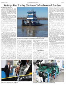 Waterway Journal